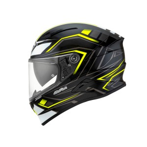 KASK SUOMY SPEEDSTAR GLOW YELLOW M
