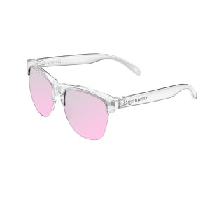 NORTHWEEK GRAVITY BRIGHT WHITE ROSE GOLD POLARIZED