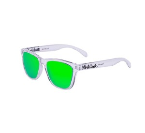 NORTHWEEK REG BRIGHT WHITE GREEN POLARIZED