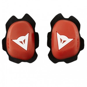 DAINESE KNEE SLIDER B60D11 RED/WHITE