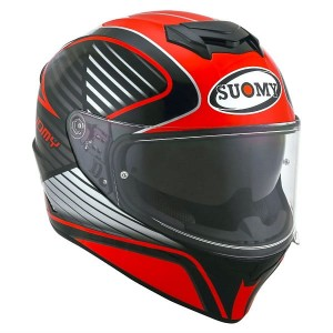 KASK SUOMY STELLAR CRUISER RED M