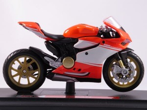 MODEL DUCATI 1199 SUPERLEGGERA MAISTO 1:18