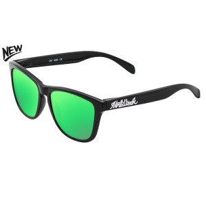 NORTHWEEK REG SBLACK GREEN POLARIZED