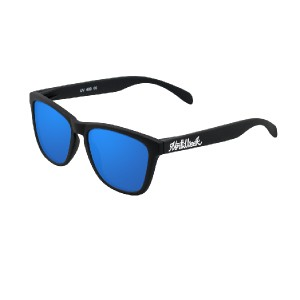 NORTHWEEK REG MATTE BLACK BLUE POLARIZED