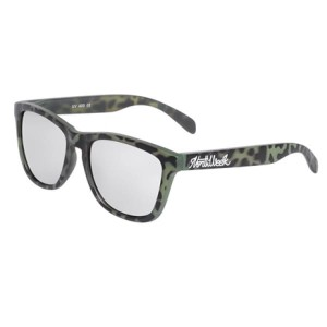 NORTHWEEK CRE STORTOISE GREEN SILVER POLARIZED