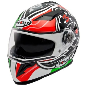 KASK SUOMY HALO BIAGGI REPLICA BLENDA XL