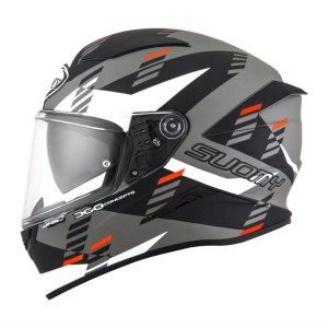 KASK SUOMY SPEEDSTAR FLOW MATT WHITE GREY
