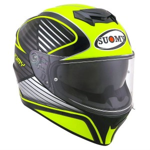 KASK SUOMY STELLAR CRUISER YELLOW XS S M L
