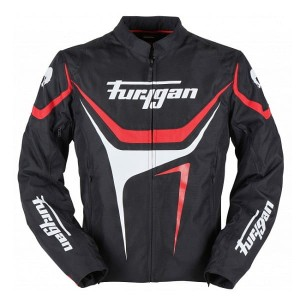 FURYGAN KURTKA OGGY BLACK-RED S M