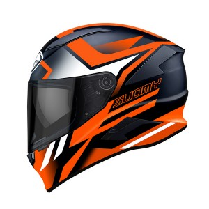KASK SUOMY SPEEDSTAR ASYMETRIC ORANGE L