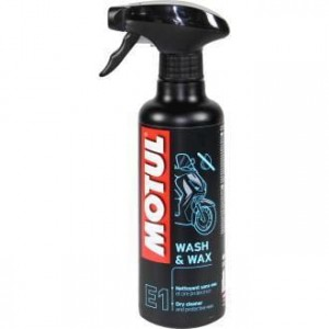 MOTUL WASH WAX E1 400ML