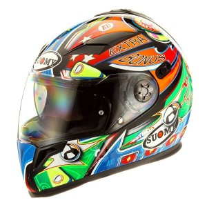 KASK SUOMY HALO PINBALL BLENDA XL