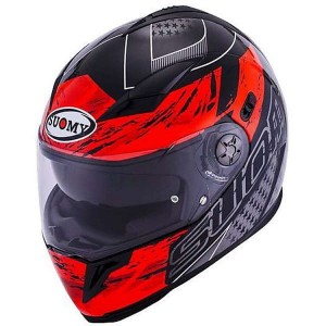 KASK SUOMY HALO DRIFT RED S