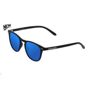 NORTHWEEK WALL MATTE BLACK BLUE POLARIZED
