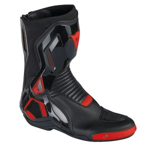 BUTY DAINESE COURSE D1 OUT BLACK/FLUO-RED